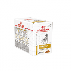 Dog Urinary S/O Moderate Calorie Sachet re.