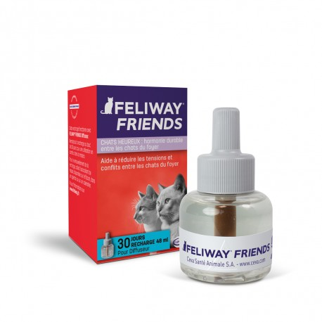 Recharge Feliway Friends