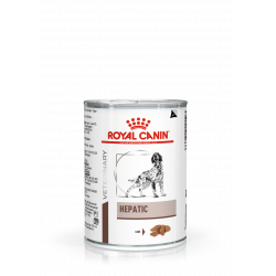 Veterinary Diet Dog Hepatic Boîte