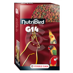 Nutribird grandes Perruches g14 Tropical(extrudé)