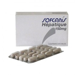 Sofcanis Hepatique 150 mg