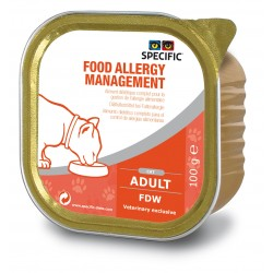 Specific FDW Food Allergy Management
