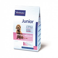 Veterinary Hpm Junior Dog Special Medium