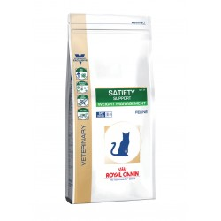 Veterinary Diet Cat Satiety Support