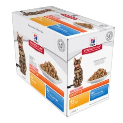Feline Adult Light Pack Mixte Sachet repas